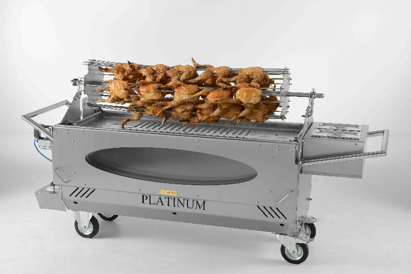 Platinum Chicken Spit